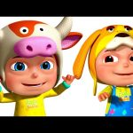 Funny Little Babies Wearing Funny Cap   Zool Babies Fun Songs   Nursery Rhymes Collection