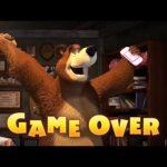 Маша и Медведь – Game Over (Трейлер 2)