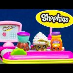 SHOPKINS SEASON 2 Blind Bags Video a Shopkins  Toys Video