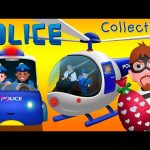 ChuChu TV Police Thief Chase – Police Car, Helicopter, Bike | Save Surprise Eggs Kids Toys & Gifts