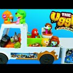 GROSS PETS & PUPPIES!!!! The Ugglys Pet Shop Dirty Dogs Wash Van Truck Gross Homes and Metallic Poop
