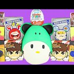 Play Doh Froggy Hello Kitty Kinder Surprise Egg Futurama Pirates of the Caribbean Disney Vinylmation
