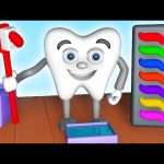 Learn Colors Collection 1 HOUR – Teach Colours 3D for Kids Baby Toddler by Animated Surprise Eggs TV