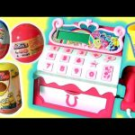 My Little Pony Sugar Cube Cash Register Toy Review Funtoyscollector Play-Doh Toys Surprises