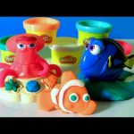 Disney Pixar Finding Dory Toolset Featuring Nemo Hank Bailey from Funtoyscollector Kids Channel