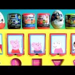 Peppa Pig School Bus Pop-Up Pals Surprise Mashems & Fashems Toys Surprises Funtoyscollector