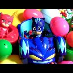 PJ MASKS Cars Toys Catboy Cat Car, Owlette Owl Glider, Gekko by Funtoyscollector Disney toy Review