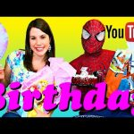 DisneyCarToys 3 Year Birthday Party with Balloon Pop Challenge & Giant Toy Surprise Blind Bags