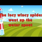 Karaoke Rhymes – Incy Wincy Spider
