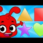 Learn Shapes With Morphle! Education Videos For Kids