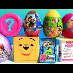 SURPRISE DISNEY TOYS Paw Patrol Weebles Wobble PJ MASKS Princess Sofia Lalaloopsy CUBEEZ Bugs Bunny