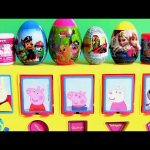 Peppa Pig School Bus Pop-Up Surprise Bugs Bunny, Paw Patrol, Frozen Mashems Fashems Funtoyscollector