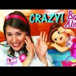 CRAZY Baby Alive With Doc Sandra McStuffins + Doctor's Bag & Kit Playset Toy DisneyCarToys