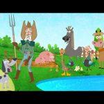Old Macdonald had a Farm | Nursery Rhymes | Animals Song