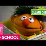 Sesame Street: Bert Almost Shops for Dinner