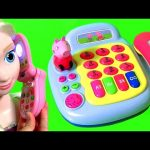 Peppa Pig Musical Telephone Toy Calling Elsa Flip Phone | Juguete Teléfono de Peppa Pig Piano Toy