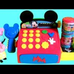 Mickey Mouse Clubhouse Cash Register Toy Mashems & Fashems Toys Surprise Peppa Pig