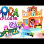 Dora and Friends Animal Adoption Center en Español Play Doh Adopción de Animales Toy Episodes