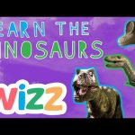 Learn the Dinosaurs | Wizz Originals