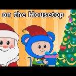 Real Santa Brings Toys | Up on the Housetop and More | Baby Songs from Mother Goose Club!