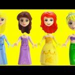 Disney Princess Lego Minifigures Wrong Heads Magical Surprises
