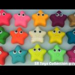 Play Doh Stars Smiley Face with Cookie Cutters Fun and Creative for Kids