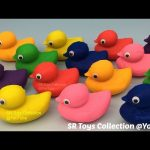 Play Doh Ducks Surprise Toys Spider Man Finding Dory The Secret Life of Pets Masha Winnie the Pooh