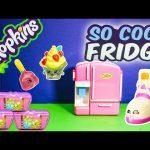 SHOPKINS SEASON 2 Shopkins Surprise So Cool Fridge Shopkins You Tube Toy