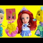Disney Princess Wrong Heads with LOL Doll Surprises