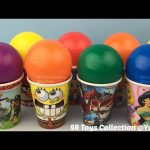 Balls Surprise Cups Blind Bags Sofia the First Marvel Ooshies Mickey Mouse Clubhouse Bonkazonks Toys