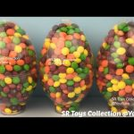 Skittles Candy Surprise Eggs Mickey Mouse The Secret Life of Pets Transformers Batman Star Wars Toys