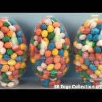 M&Ms Speckled Eggs Surprise Toys Paw Patrol Trolls TMNT Kinder Surprise Egg Peppa Pig My Little Pony