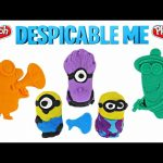 PLAY DOH Makin' Mayhem Minions Despicable Me Creatable Playdough Playset DCTC