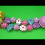 Disney Princess Surprise Egg Learn-A-Word! Spelling Food!  Lesson 7