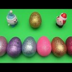 Kinder Surprise Egg Learn-A-Word! Spelling Holiday Words!  Lesson 20