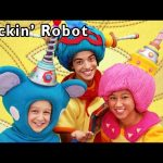 Robot Dance Party | Rockin' Robot and More | Baby Songs from Mother Goose Club!