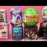 Surprise Toys Num Noms Iron Man Shopkins Finding Dory Zelda Inside Out Star Wars Minecraft Blind Box