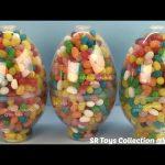 Jelly Beans Surprise Eggs The Secret Life of Pets Anna Stamp The Zelfs Avengers Hulk Snow White Toys