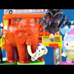 FROZEN Artic Command Base Matchbox Big Boots Launch Hello Kitty Disney's Frozen Toys Play Doh DCTC