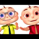 Five Little Babies Dressed As Teachers | Zool Babies Fun Songs | Five Little Babies Compilation