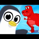 My Pet Penguin in the Fridge — Cute kids video With Morphle