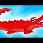 My Pet Crocodile Morphle — Cartoons For Kids