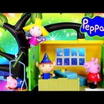 PEPPA PIG MAGICAL ADVENTURE EPISODES Ben and Princess Holly 2015 Toys Video