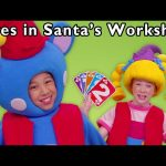 Magic Toy Store | Elves in Santa's Workshop and More | Baby Songs from Mother Goose Club!