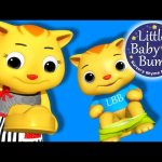 Potty Song | Part 2 – Nappy Version | Nursery Rhymes | Original Songs By LittleBabyBum!