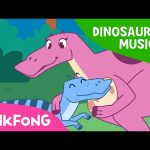 The Love oh Mama Maiasaura | Dinosaur Musical | Pinkfong Songs for Children