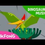 Pteranodon, the Chatterbox | Dinosaur Musical | Pinkfong Songs for Children