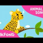 Cheetah Bang Bang   Cheetah   Animal Songs   Pinkfong Songs for Children