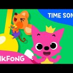 Learning My Time | Time Songs | Pinkfong Songs for Children