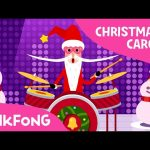 The Santa Band | Christmas Carols | Pinkfong Songs for Children